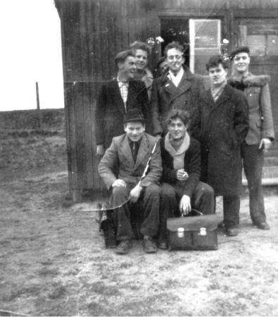 Junioren 1957 in Waren
