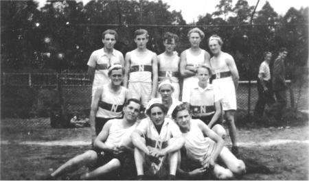 Handball A-Jugend 1949