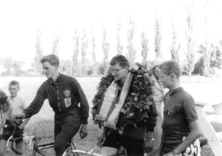 Siegerehrung in Stettin 1959 (2)