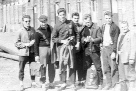 Dynamo Malchin 1960