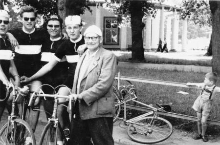 Vierer Mannschaft in Doberan 1960