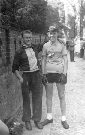 Hans Merz und Peter Rathfisch