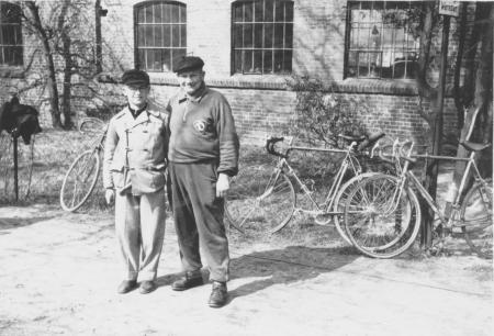 Horst und Max Kohnke