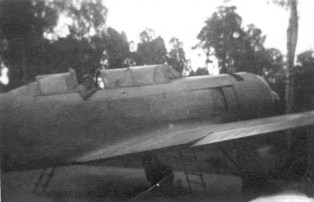 Sowjetisches Flugzeug