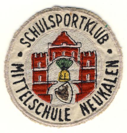 Enblem Schulsportklub Mittelschule Neukalen