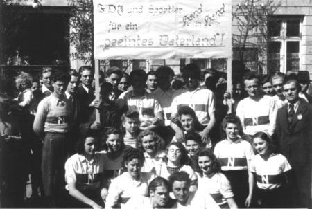 Sportgruppe Neukalen 1. Mai 1949
