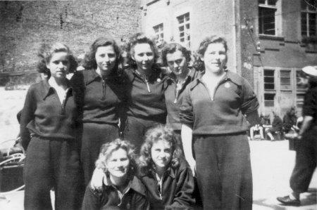 Trainingslager Deutschlandtreffen 1950