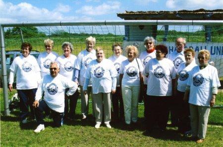 Die Sportlerinnen zur 725-Jahrfeier 2006 (1)