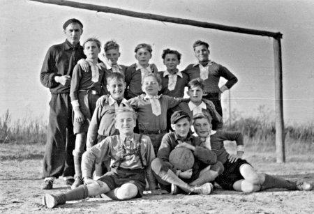 Fußball-Jugend Gruppe Zidorn