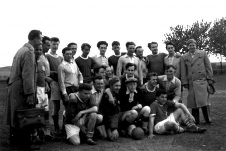 Freundschaftsspiel 1957