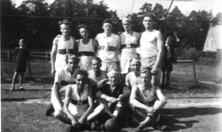 1. Männer - Handball - Mannschaft 1949