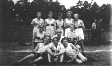 A-Jugend-Handball 1949