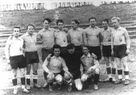 2. Fußballmannschaft 1957