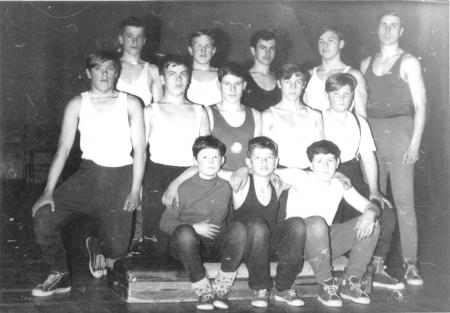 Sportgruppe Gewichtheben, 1969/70