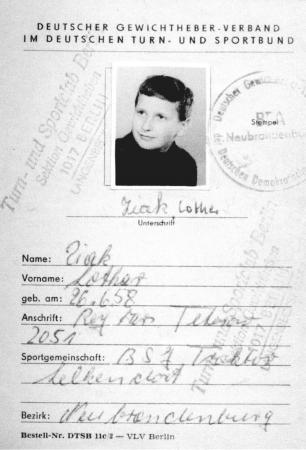 Startbuch Lothar Ziak