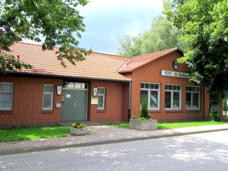 Sportheim 1