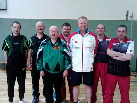 Sportwoche 2013-Herren LSV I - SG Unterkoskau