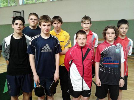 Sportwoche 2013-Jugend LSV I - SG Unterkoskau