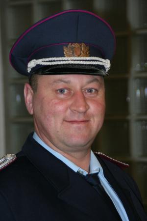 Brandmeister Steffen Mattuschka