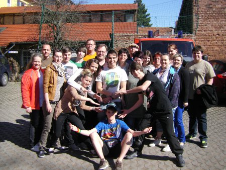 Teilnehmer/innen Juleica-Schulung 2012