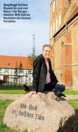 Kommune des Jahres 2012 in M/V