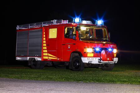 Technik Fahrzeuge LF8