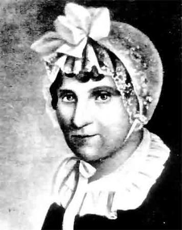 Thaers Ehefrau Phillipine von Willich