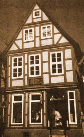 Thaers Geburtshaus