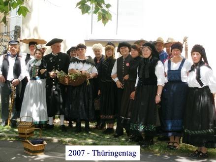 Tühringentag 2007