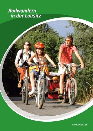 Radwandern in der Lausitz 2012