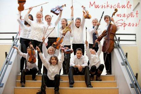 Musikschule macht Spass