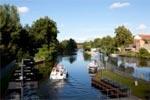 Tourismus Seen & Flüsse
