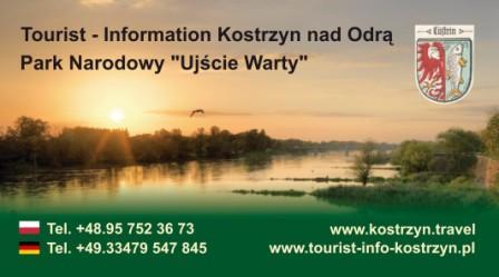 Visitenkarte Touristinfo