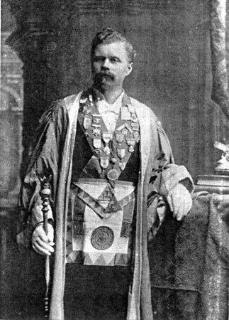Carl Heinrich Wilhelm Trense 1855 - 1919