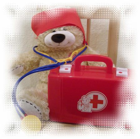 Notfälle im Kindesalter Logo