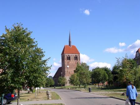 Kirche Uenze