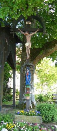 Unternankau Dorfkreuz