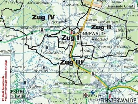 FF Züge kartografisch