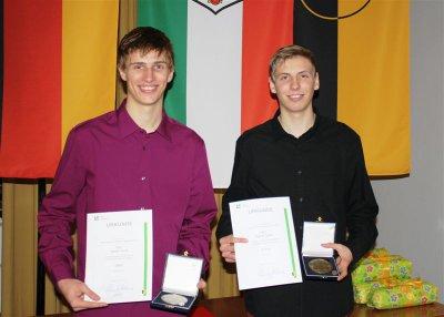 Daniel und Stefan Gude