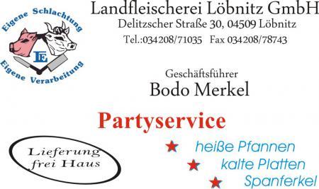 Landfleischerei Löbnitz GmbH