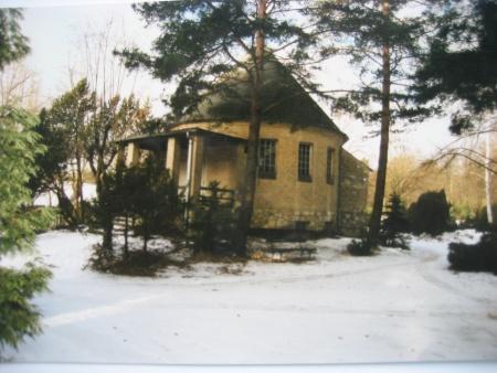 Kapelle vor der Sanierung 2002