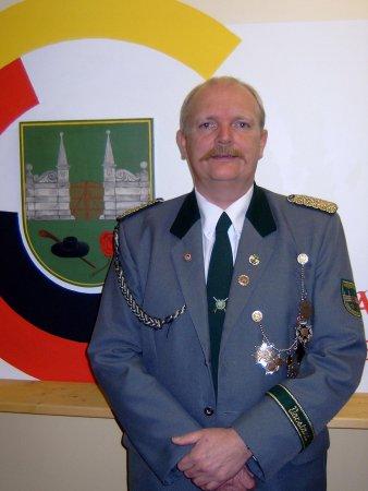 Vorsitzender Horst-Dieter Ruschel