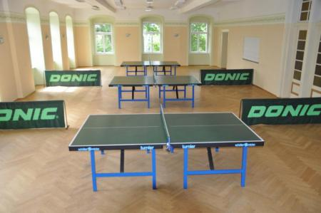 Spiellokal Tischtennis