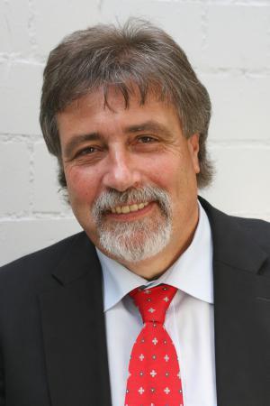 Bürgermeister Wolfgang Kunz