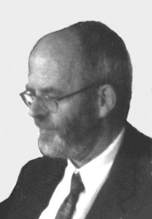 Pastor Dietrich Waack