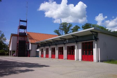 Gerätehaus Burg