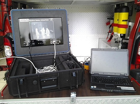 Wärmebildkamera MSA Evolution 5200 (2)
