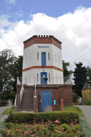Wasserturm in Waldsieversdorf