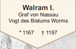 Walram I.