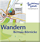 Wanderflyer Bernau-Börnicke
